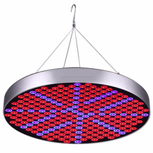 Alibaba 50W LED Grow Light UFO LED Indoor Plant Grow led Light with Red Blue 4:1 for Seeding