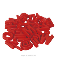 Beach Sand Toys with English Letters for Kids