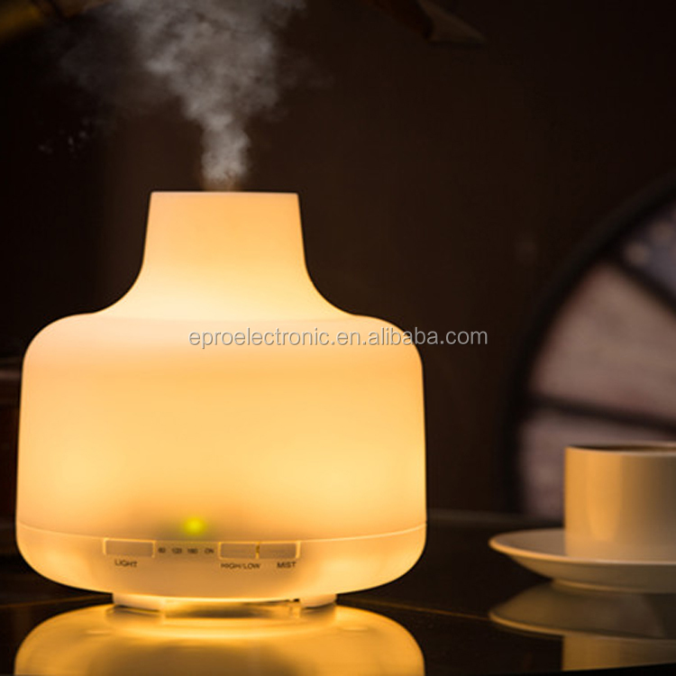 Portable use led light ultrasonic Aroma Diffuser for home,office