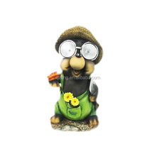 Cement Animal Garden Decoration Cartoon Cute Figurine