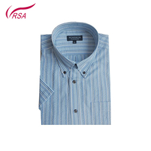 Ready Made Long Sleeve stripe Casual Shirt For Men