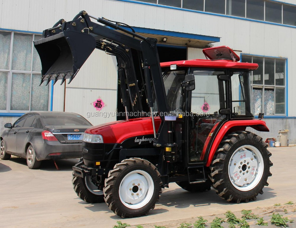 40-60hp middle tractor, China cheap tractor, wheeled tractor