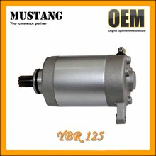Best Quality and Service Motorcycle Engine Parts YBR 125 Motorcycle starter motor