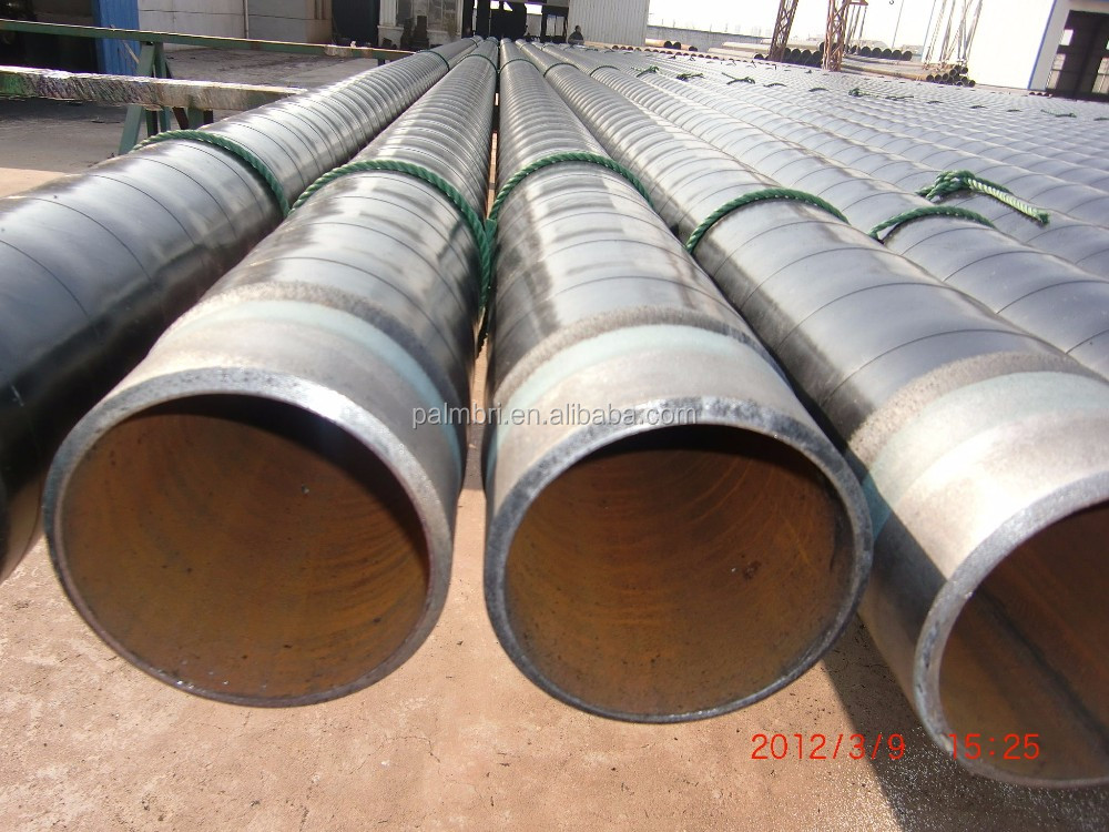API 5L High quality and low price large diameter structure galvanized gas pipeline