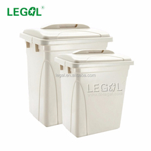 LD-95A 95L Solid Color Recycle Bin Virign Material Waste Container