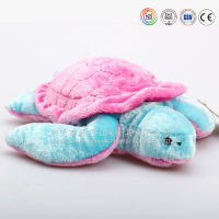 Cute sea animal plush stuffed turtle toy,soft tortoise