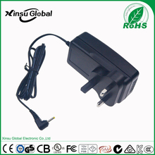 UK Plug In Connection and Single Output Type AC Adapter For Xbox360 Power Supply 12V