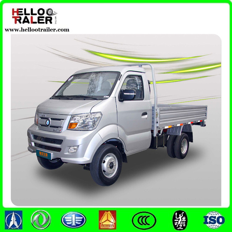 Chinese 4x2 mini truck dumper 2 ton mini truck