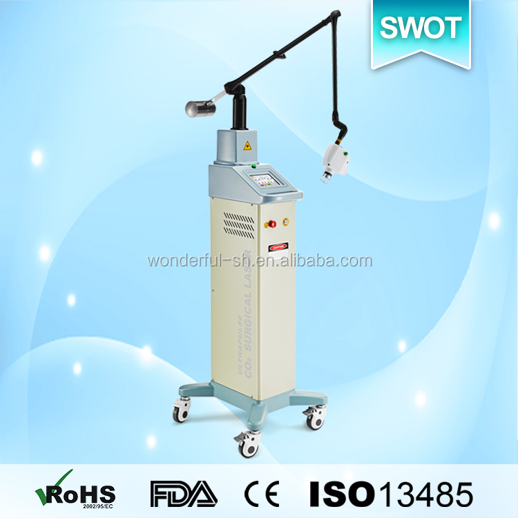 new outstanding device co2 laser fractional machine