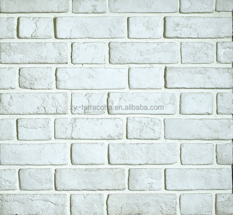 White Brick Veneer For Exterior And Interior Buy White Brick Veneer Exterior Brick Veneer