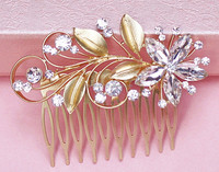 2015 newest models Bridal hair fok peineta horquill comb for women Girls tocados para cabello de ultimo moda