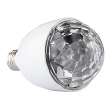 E27 light ,E27 RGBW Rotation LED Cloud Light Bulb with 24-Keys Remote Controller, AC 100-240V