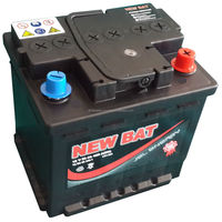 "12 V 50 Ah Kamina Type ""Newbat Brand"" Car Battery from manufacturer made in Turkey"