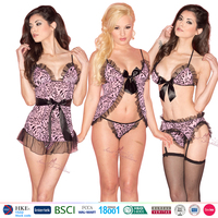 party time women underwear wholesale secret temptations new style tigar pattern lingerie women sexy underwear