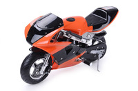 Gas power kids pocket bike 49cc engine Japan