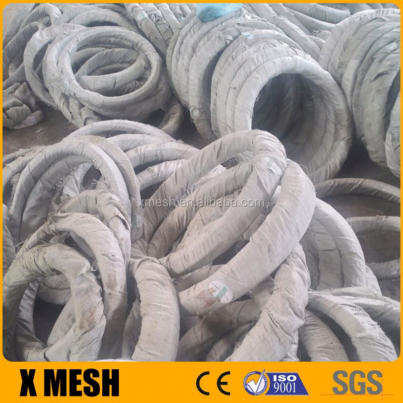 14 Gauge x 200ft galvanized iron wire with 25kgs weight coil