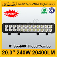 "Excellent CE, RoHS 20.3"" auto led driving light bar 12v"