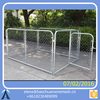 10x10x6ft Outdoor Backyard Portable Cheap Chain Link cage / 6ft dog kennel cage
