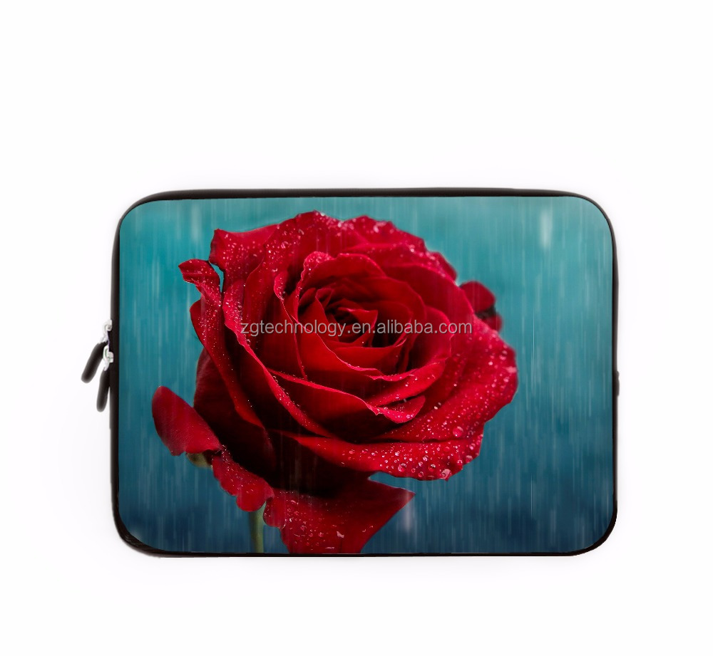 "13"" Laptop Sleeve Customized Neoprene Computer Sleeve Bag Case Wholesale"