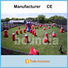 44pcs Durable PVC Tarpaulin Inflatable Paintball Bunker Set For Outdoor Sports