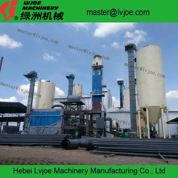 Turn-key solution Gypsum powder production line