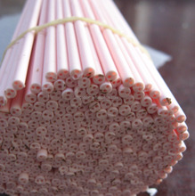 pink color 95% alumina ceramic bead for heater