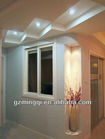 Office sliding glass window with high quality