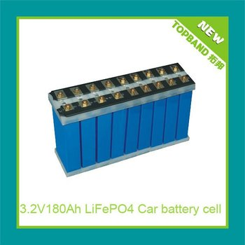 li-ion starting battery 3.2V180Ah TB-32180FH