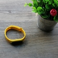 Rechargeable Battery Bracelet Nrf51822 bluetooth wristband ibeacon