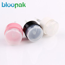 Acrylic polish remover dispenser plastic nail pump