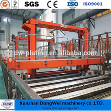 Rack Plating Processing Line Gold Plating