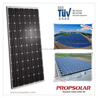 Popular, High Quality ,and TUV Certificate solar panel monocrystalline 270w