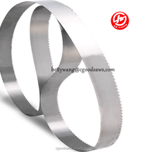 Band saw manufacture for carbon steel wide bandsaw blades for cutting material
