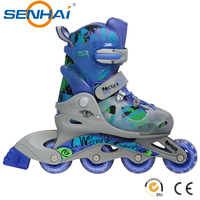 Made in China Foshan Sport Products Supplier Plastic Chassis Roller Skates Inline Skates