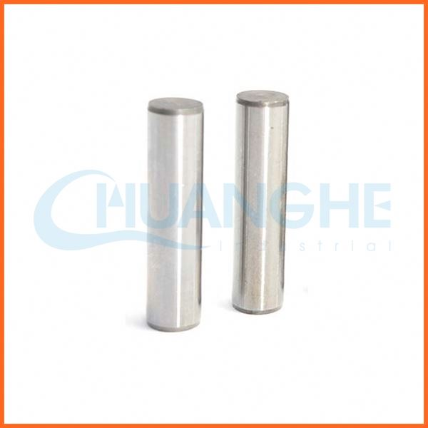 China fastener cnc machining brass dowel pins