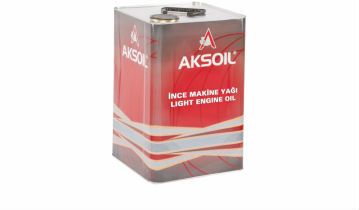 AKSOIL LIGHT ENGINE OIL