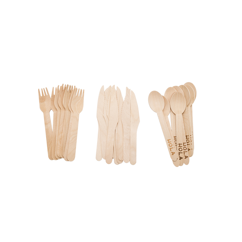 Wholesale disposable wooden spoon