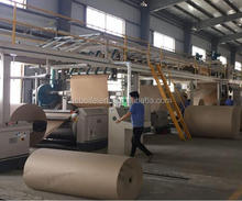 Corrugated carton machinery/5layer corrugated paperboard production line