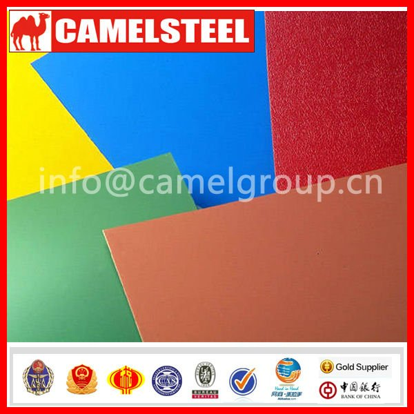 Color Coated Steel Plate for air-conditioner
