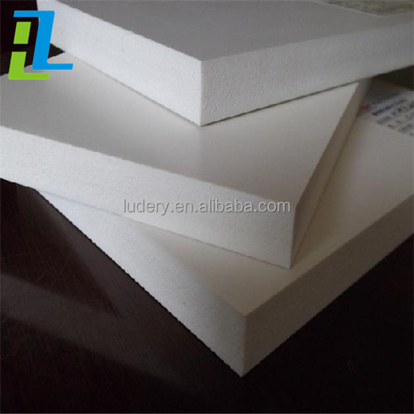 High quality anti-abrasion rigid impact resistance pvc foam board