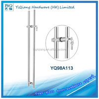 Glass Architecture Hardware Of Locking Pull