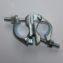 Scaffolding forged swivel screw clamps