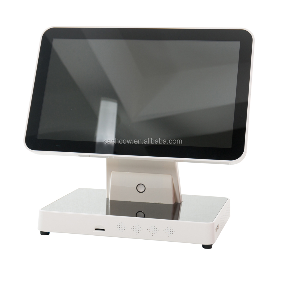 Factory price Cashcow Android single screen android pos system for wholesale software