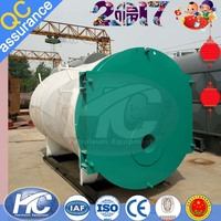 Fire tube structure cheap horizontal WNS oil/gas/LPG fired industrical steam boiler
