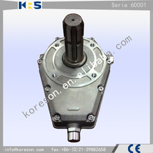 Group 2 type 60001 small differential gear box for gear pump