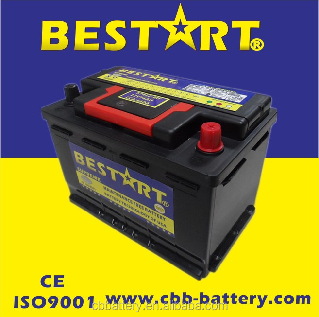 Very cheap products 12v70ah auto battery