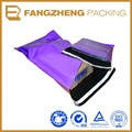wholesale for express delivery Poly Material Purple Plastic mailing bag/custom printed recycled mailing bag /mailing bag