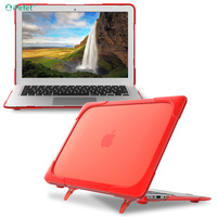 Dual combo Top and bottom case for macbook a1342