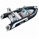 CE new fashion direct China factory 4.7m France ORCA Hypalon rigid Inflatable Boat China Rib Boats with outboard motor