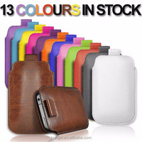 For iPhone 6 6S 4.7 Leather Pull Tab Pouch Sleeve Case For iPhone6 4.7'' Rope Bag Cover For iPhone7 Phone Bags For iPhone 7 Capa